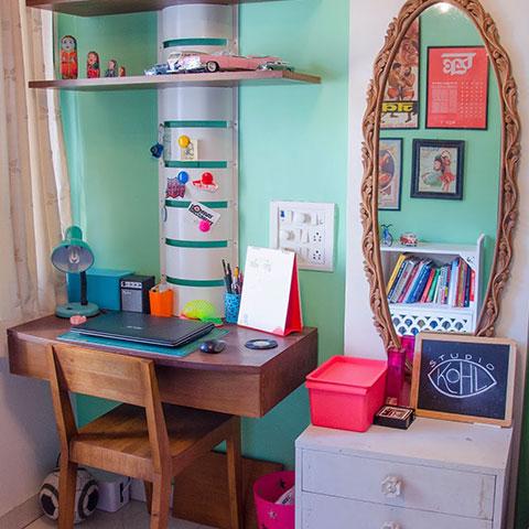 Mira's Workspace