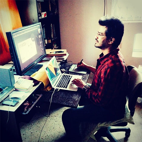 Chaitanya's Workspace