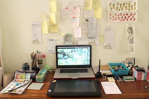 Pia's Workspace