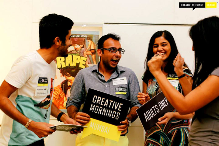 CreativeMornings Mumbai